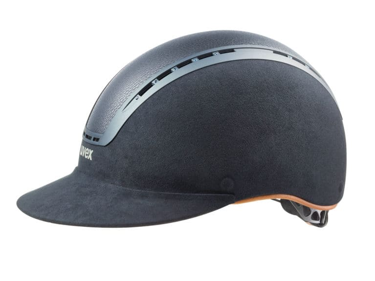 uvex suxxeed luxury lady ventilated riding hat
