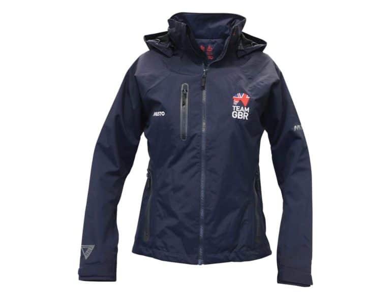 Musto Team GBR Sardinia BR1 jacket