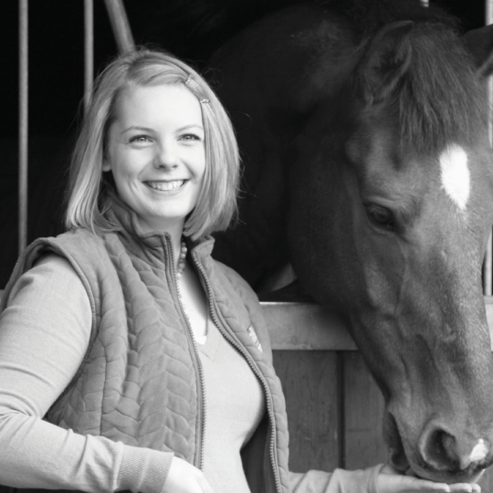 Emma Short, Baileys equine nutritionalist