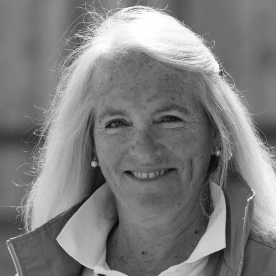 Dressage rider Sandy Phillips
