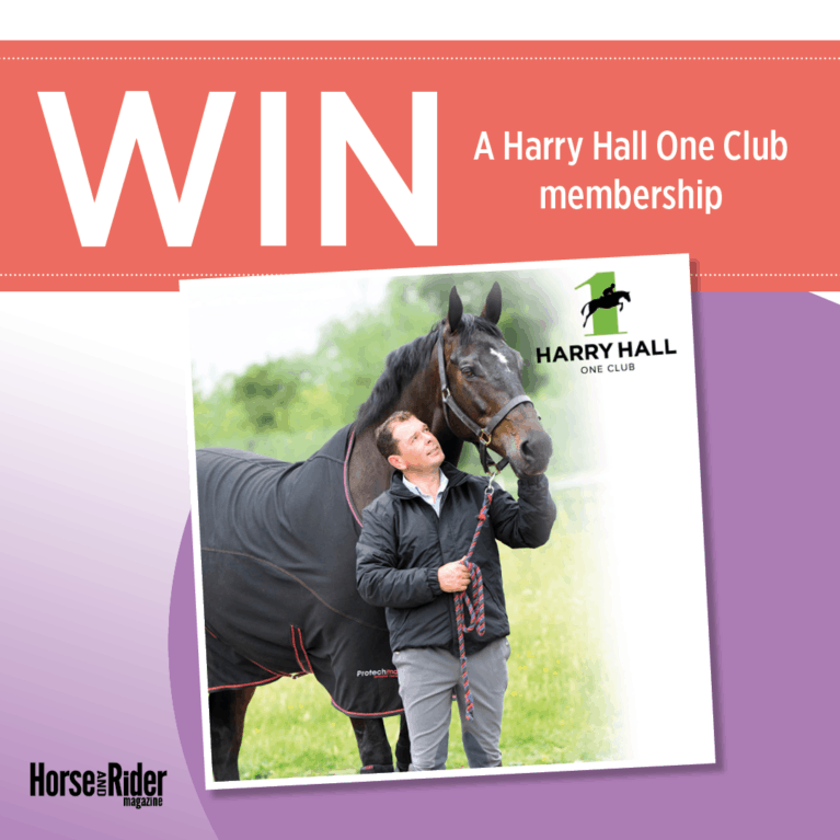 Competition to win a Harry Hall One Club membership