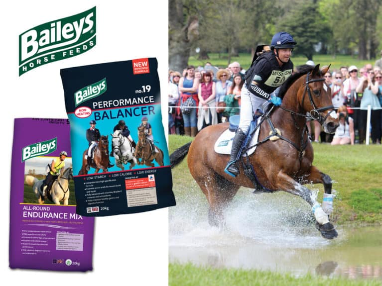 Win a lesson with Ben Hobday a year's supply of feed from Baileys