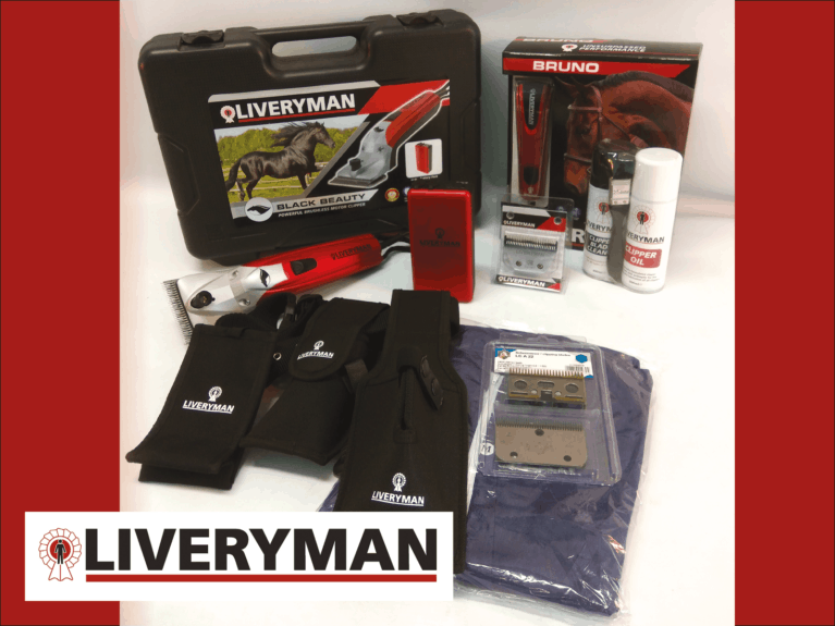 clipping kit from Liveryman