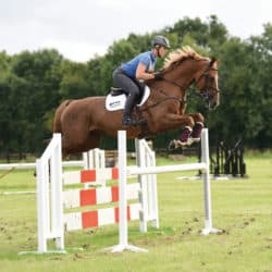 Holly Smith showjumping advice in October Horse&Rider