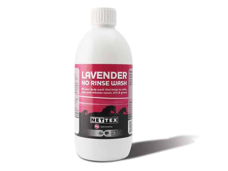 Nettex's Lavender No-Rinse Wash