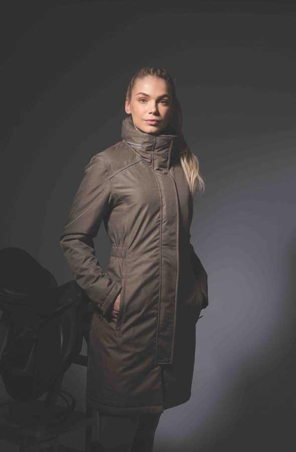 Equetech Rushmere long waterproof coat