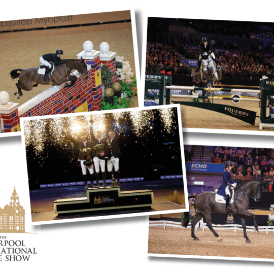 Tickets to Liverpool International Horse Show