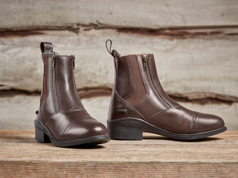 Dublin Evolution Double Zip Front boots