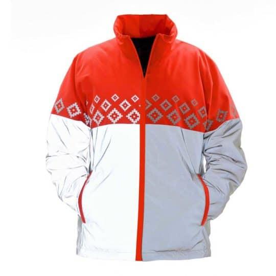 Equisafety Luminosa reversible jacket