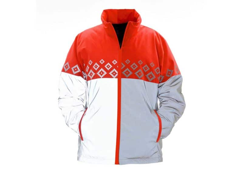 Equisafety Luminosa reversible jacket