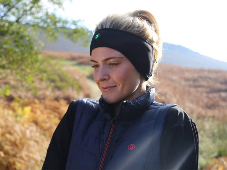 Blazewear Heated head and ear warmer