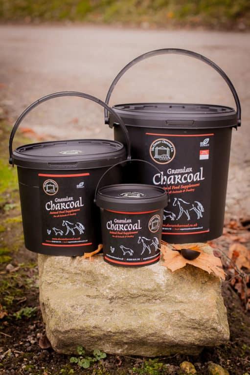 Dorset Charcoal Company tubs