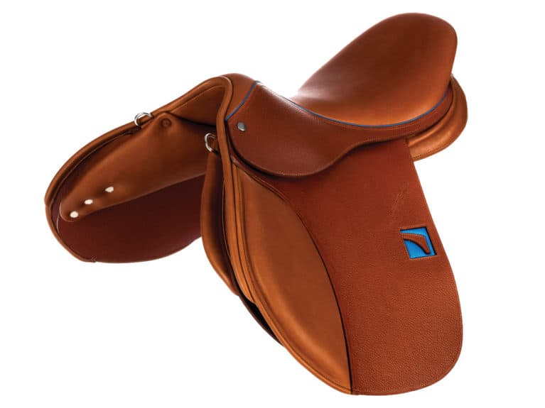 Childéric FSC saddle