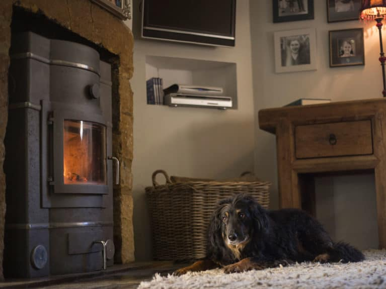 Ecco Stove natural heating system