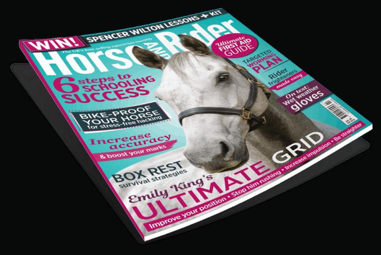 Horse&Rider February magazine