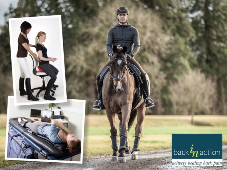 Win a lesson with Spencer Wilton and Back On Track