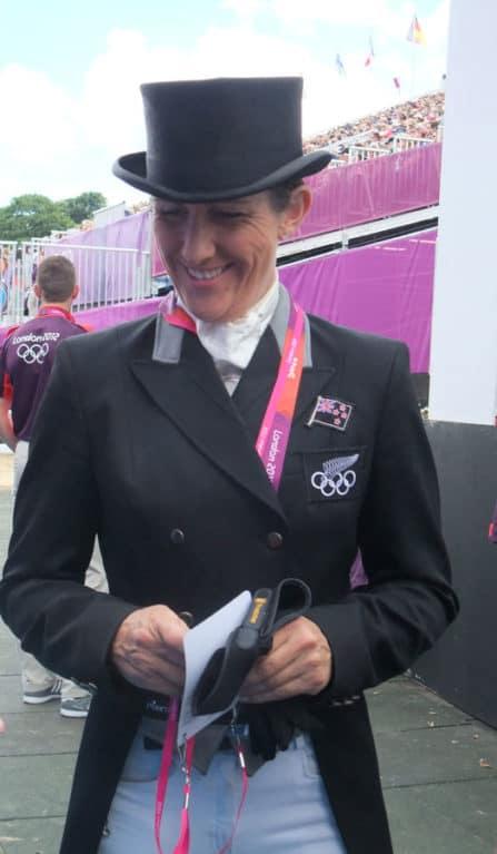 Event rider and Bomber Bits ambassador,, Caroline Powell