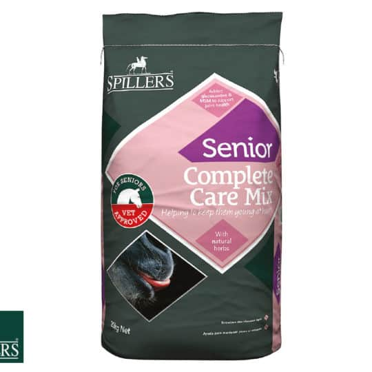 Spillers Complete Senior Care mix