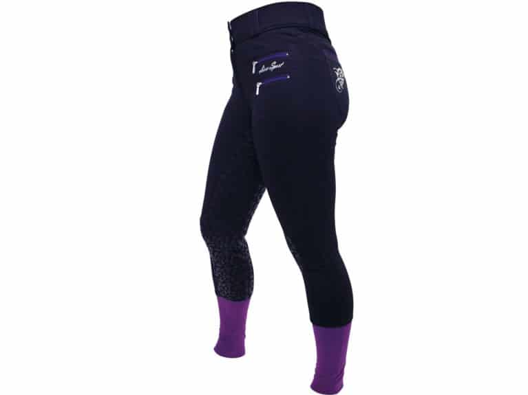 Aiver Sport 4D full-seat silicone breeches