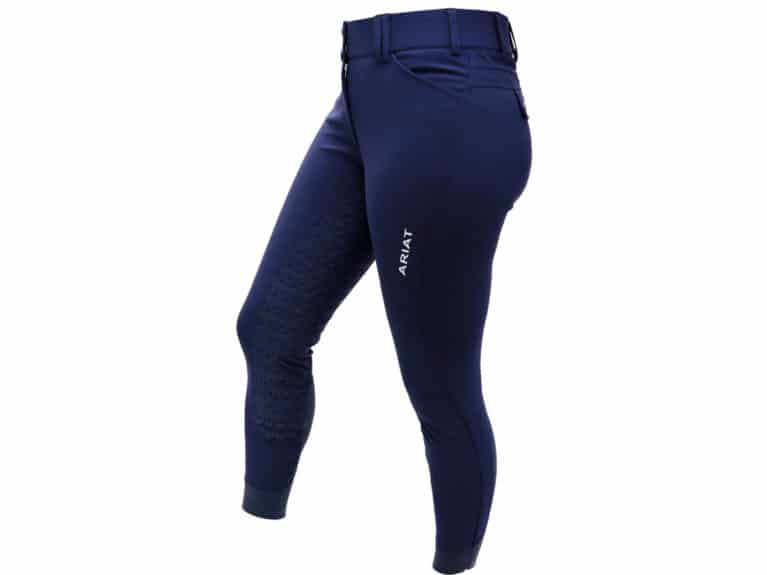 Ariat Tri Factor full-seat silicone breeches