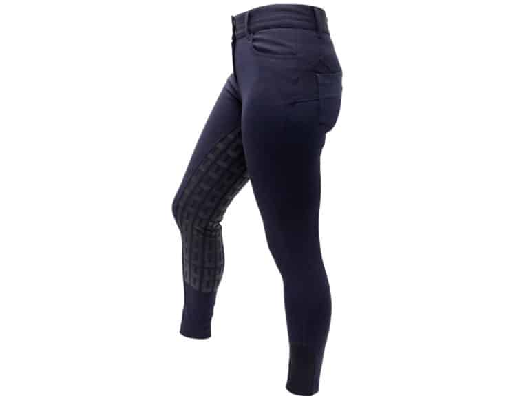 Equetech Shaper full-seat silicone breeches