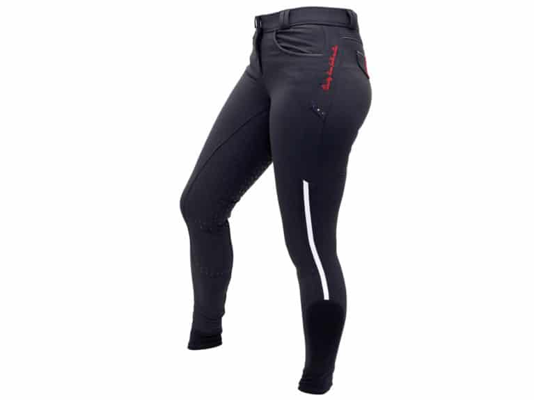 QHP Coco full-seat silicone breeches