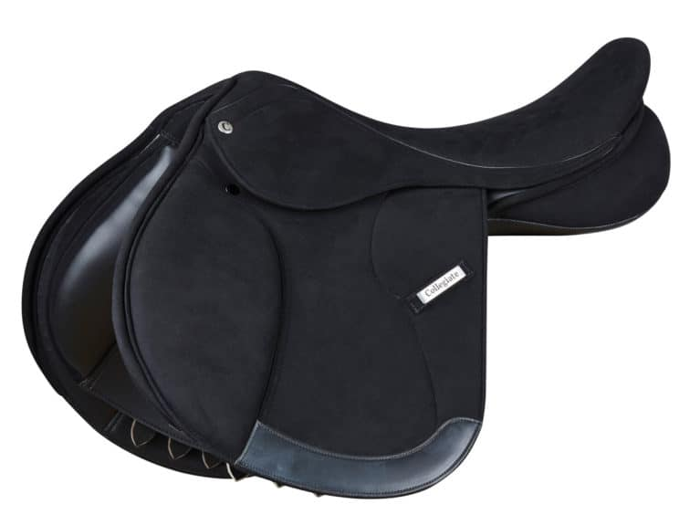 Collegiate Warwick Close Contact jump saddle