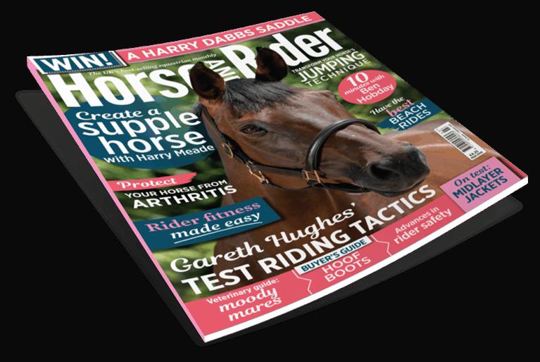 March Horse&Rider magazine