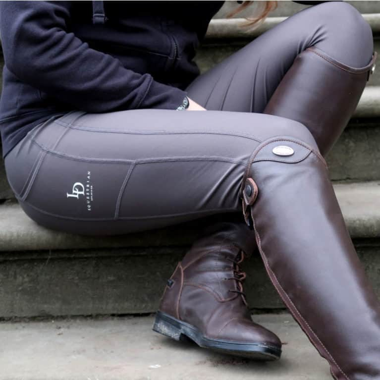 LD Equestrian Technical Riding Leggings