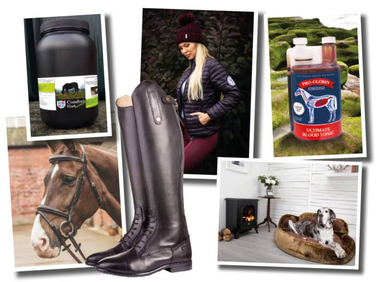 Horse&Rider March prize giveaway