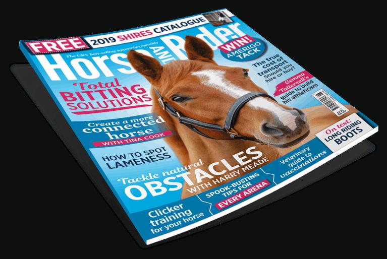 Spring Horse&Rider Magazine