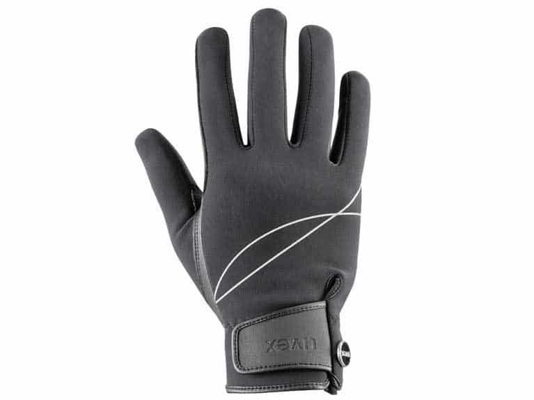 uvex crx700 riding gloves review