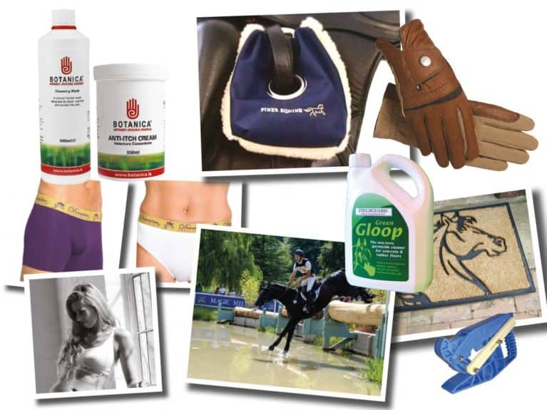 April Horse&Rider prize giveaway