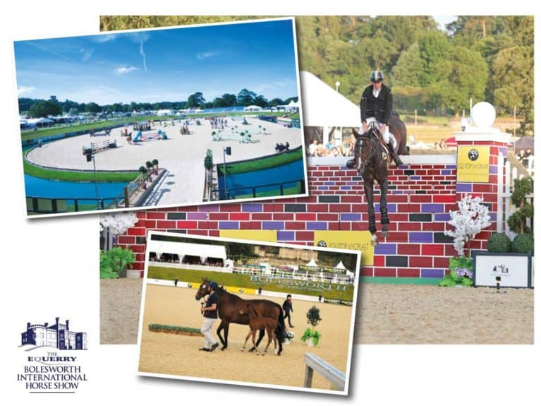 Bolesworth International Horse show ticket competition