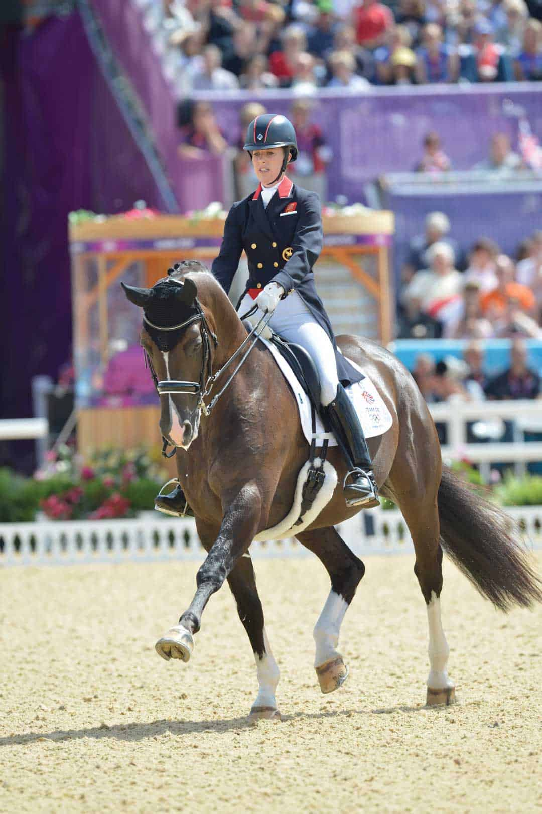 What Is Charlotte Dujardin Famous For