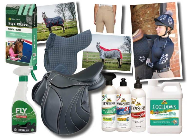 June Horse&Rider magazine prize giveaway