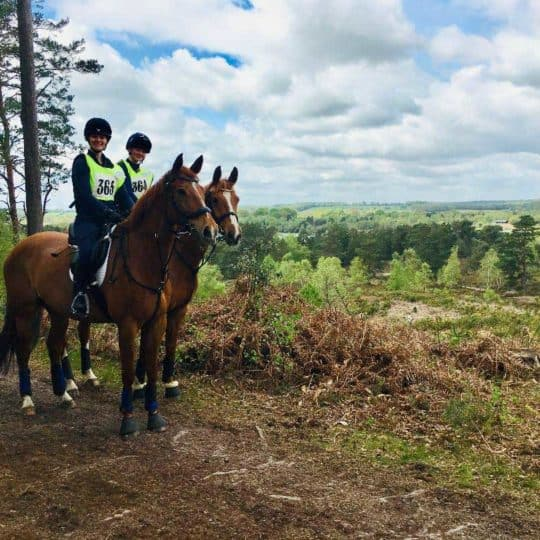 Frensham sponsored ride