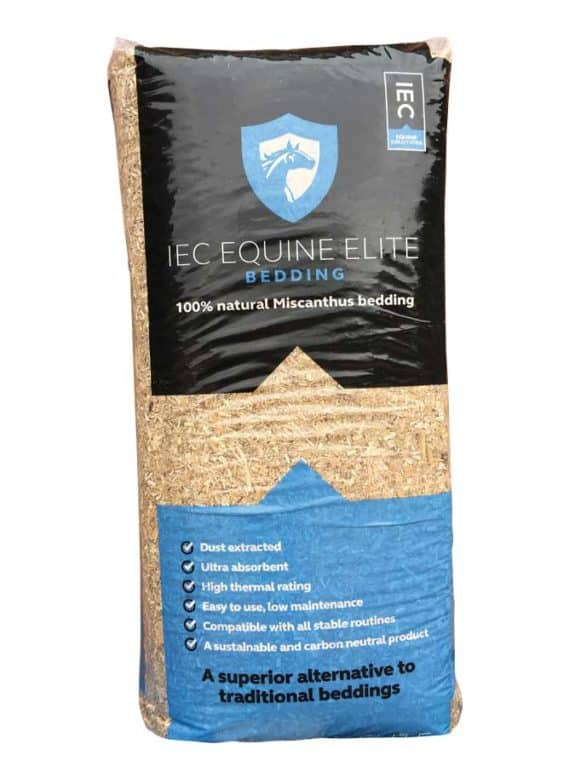 IEC Equine Elite bedding