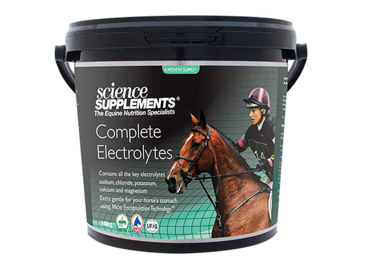 Science Supplements' Complete Electrolytes tub