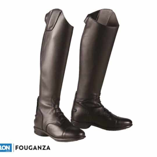 Decathlon long riding boots