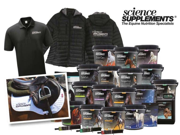Science Supplements competition with Horse&Rider magazine