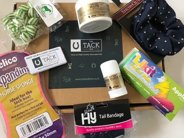 The Tack Box subscription box