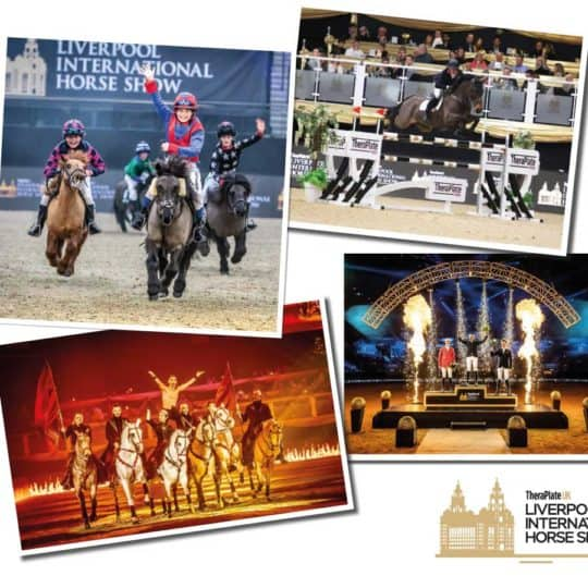 Liverpool international horse show 2019