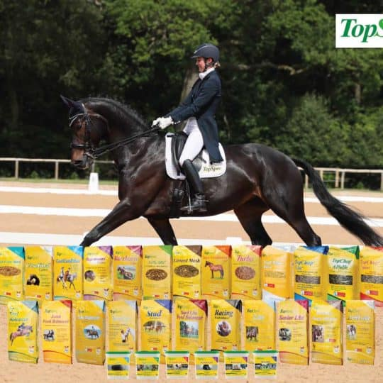 Lesson with Kate Cowell and TopSpec feed