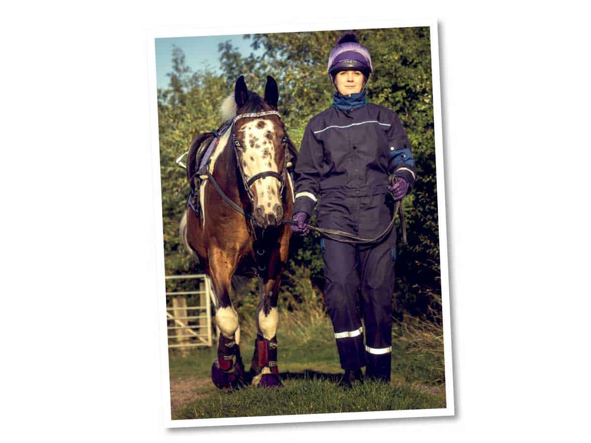 3 Donkeys Dartmoor coverall