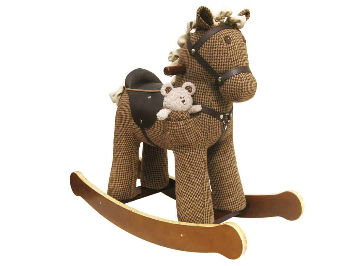 Little Bird Told Me Chester & Fred rocking horse