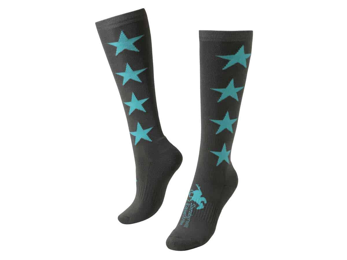 Samberwill Equestrian Cushioned Sole horse riding socks