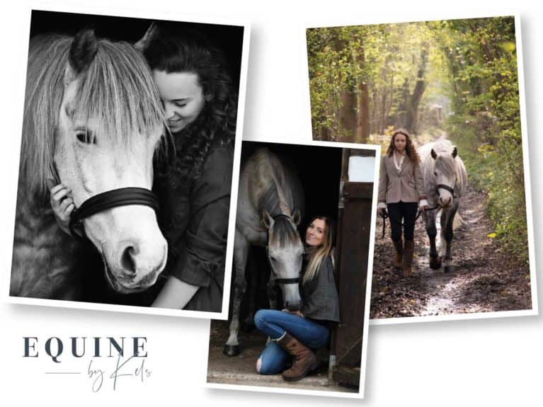 Equine photoshoot with By Kels Photography