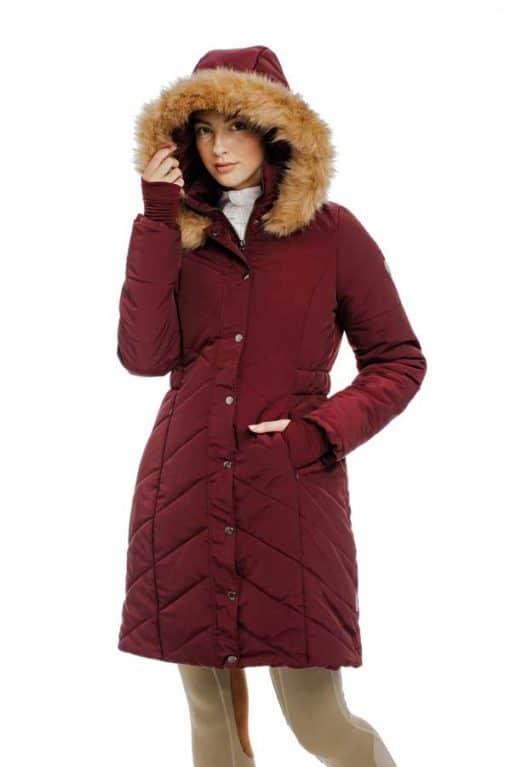 Fifi hooded coat
