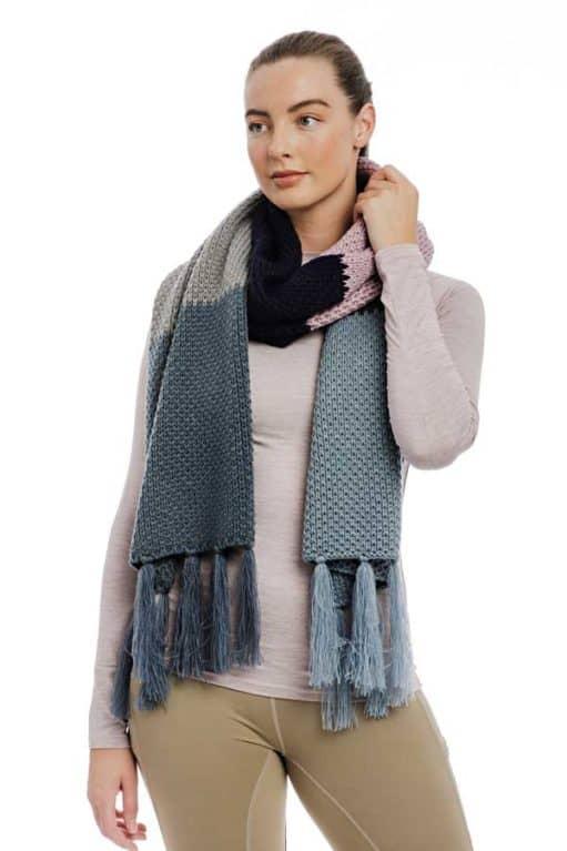 Oversized scarf